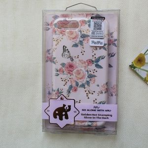 NEW iPhone 7 Plus / iPhone 8 Plus Pink Floral case